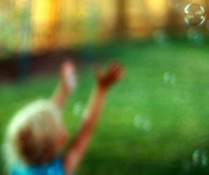 Which kind of bubbles do you think are best for children?
